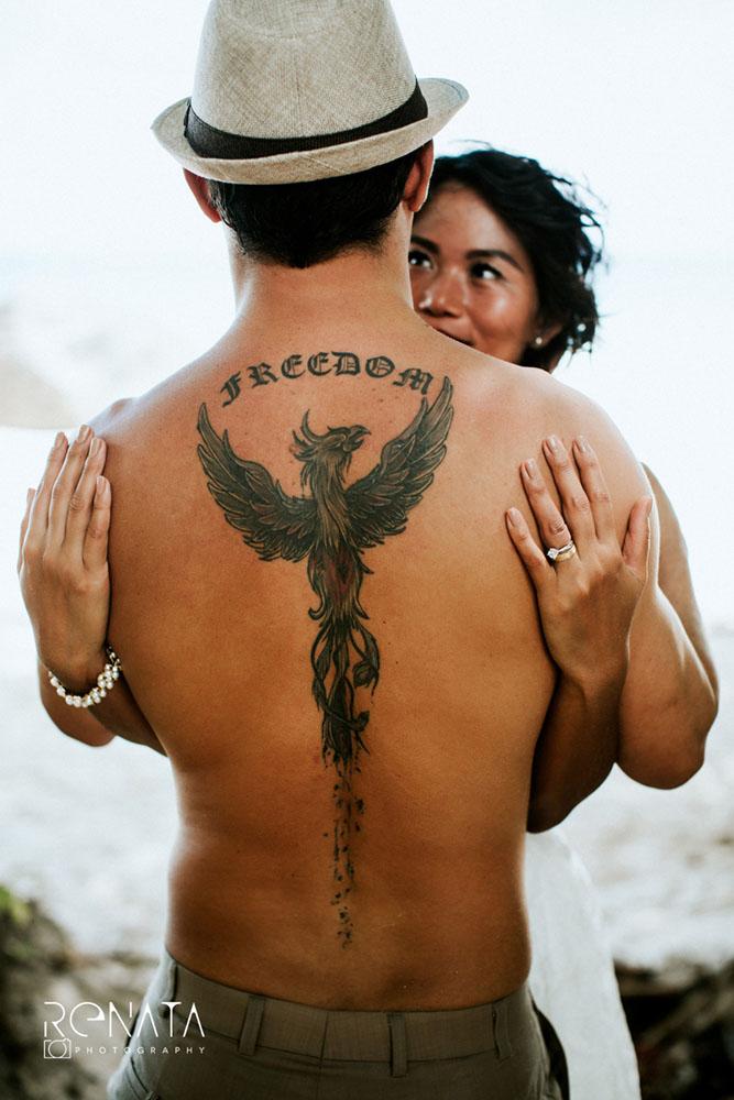 Maybelene & Francisco