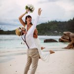 Renata wedding photographer in Seychelles